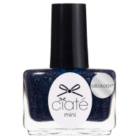 Ciaté London Gelology Mini Nail Varnish - Midnight in Paris 5ml