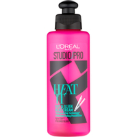 L'Oréal Paris Studio Pro Heat It Hot and Sleek Heat Protection Cream 150ml