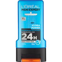 L'Oréal Paris Men Expert Hydra Power Shower Gel(로레알 맨 엑스퍼트 하이드라 파워 샤워 젤 300ml)
