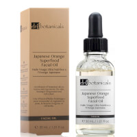 Dr Botanicals Japanese Orange Superfood Facial Oil 30ml