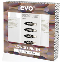 Blow Set Finish Spray Collection