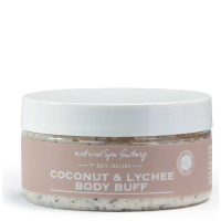 Natural Spa Factory Coconut and Lychee Body Buff