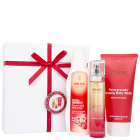 Weleda Pomegranate Ribbon Box