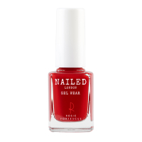 Nailed London with Rosie Fortescue Nail Polish 10ml - Rosie's Red