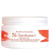Bumble and bumble Hairdresser's Invisible Oil Balm-To-Oil Pre-Shampoo Masque 100ml