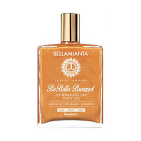 Bellamianta Be Bella Bronzed Shimmering Dry Body Oil 50ml
