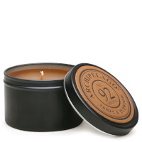 Archipelago Botanicals Wood Collection Tabac and Oudwood Tin Candle 162g