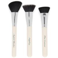 The Vintage Cosmetics Company Contour Face Make-Up Brush Set