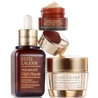 Estée Lauder Global Anti-Aging Set with Full Size Advanced Night Repair