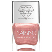 nails inc. The Mindful Manicure And Breathe Nail Polish 14ml