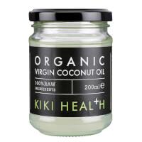 KIKI Health Organic Raw Virgin Coconut Oil 200ml