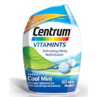 Centrum VitaMint Cool Mint Tablets (60 Tablets)