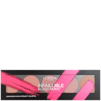 LOréal Paris Infallible Paint Blush Palette 10g - 02 Amber