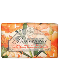 Nesti Dante Romantica Cherry Blossom and Basil Soap 250g