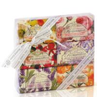 Nesti Dante Romantica Soap Collection Set 6 x 150g