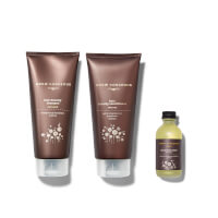 Grow Gorgeous Hair Growth Serum Intense, Density Shampoo Intense and Hyaluronic Density Conditioner