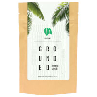 Grounded Coffee Scrub 200g - Peppermint
