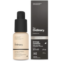 The Ordinary Coverage Foundation with SPF 15 by The Ordinary Colours 30ml (Various Shades)