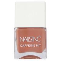 nails inc. Chai Kiss Caffeine Hit Nail Varnish 14ml