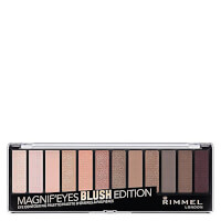 Rimmel 12 Pan Eyeshadow Palette - Blushed Edition 14g