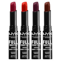 NYX Professional Makeup Pintalabios Full Throttle (Varios tonos)