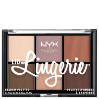 NYX Professional Makeup Lingerie Shadow Palette