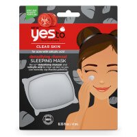 Yes To Tomatoes Detoxifying Charcoal Sleeping Mask 4ml