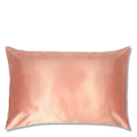 Slip Silk Pillowcase - Queen - Peach