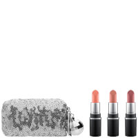 MAC Snow Ball Mini Lipstick Kit - Cool