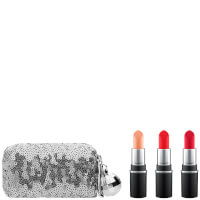 MAC Snow Ball Mini Lipstick Kit - Warm