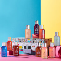 lookfantastic X Molton Brown Limited Edition Beauty Box (Worth Over £70)