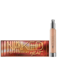 Urban Decay Naked Heat Palette and Primer Bundle