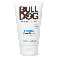Bulldog Sensitive Face Scrub 125ml
