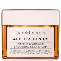 bareMinerals Ageless Genius Firming and Wrinkle Smoothing Neck Cream 50g