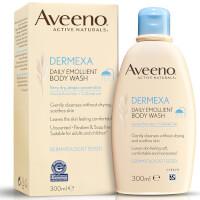 Aveeno Dermexa Daily Emollient Body Wash 300ml