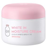 G9SKIN White In Moisture Cream 100g