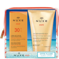 NUXE Sun Pouch SPF 30+ Free After Sun(눅스 선 파우치 SPF 30+ 프리 애프터 선)