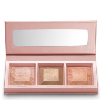 bareMinerals Crystalline Glow Bronzer and Highlighter Palette
