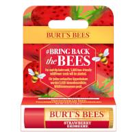 버츠비 스트로베리 리미티드 에디션 브링 백 더 비즈 립밤 (BURT'S BEES STRAWBERRY LIMITED EDITION BRING BACK THE BEES LIP BALM)