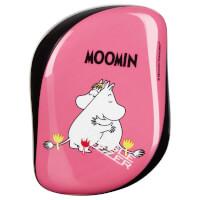 Tangle Teezer Compact Hair Styler - Moomin Pink