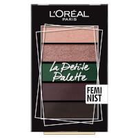 L'Oréal Paris Mini Eyeshadow Palette - 05 Feminist
