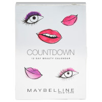 Maybelline Countdown Advent Calendar Christmas Gift