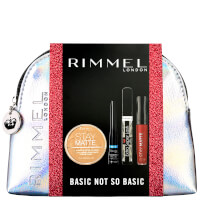Rimmel Basic Not So Basic - Stay Matte Powder, Stay Matte LL, Mascara, Eyeliner