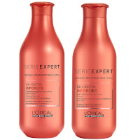 L'Oréal Professionnel Serie Expert Inforcer Shampoo and Conditioner Duo