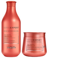 L'Oréal Professionnel Serie Expert Inforcer Shampoo and Masque Duo