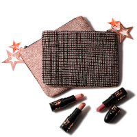MAC Lucky Stars Lipstick Kit - Warm (Worth £30.00)