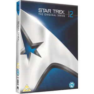 Star Trek: The Original Series - Season 2 (Remastered)