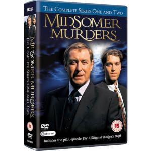 Midsomer Murders - Complete Series 1 & 2