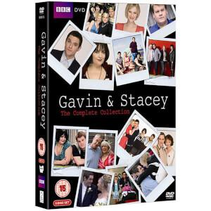 Gavin & Stacey - Seizoen 1-3 en 2008 Kerstspecial