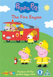 Peppa Pig Fire Engine and other stories